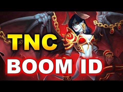 TNC vs BOOM ID + inYourdreaM 9k - SEA StarLadder MINOR DOTA 2