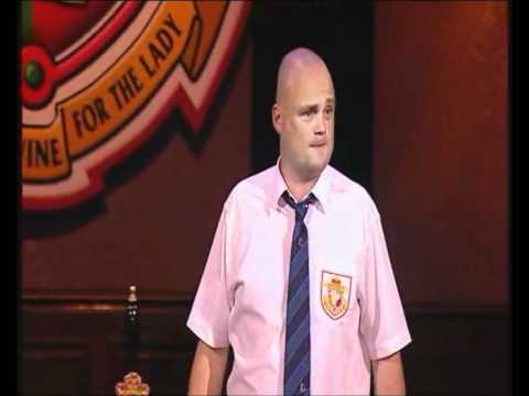 Al Murray - Scots, Scousers and Geordies