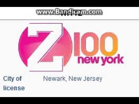 """REDIO 2015: Day 1: WHTZ 100.3: """"Z100"""" Newark, NJ 5pm TOTH ID--10/01/15"""