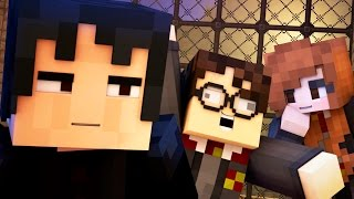 Snapes Demise (Minecraft Animation)