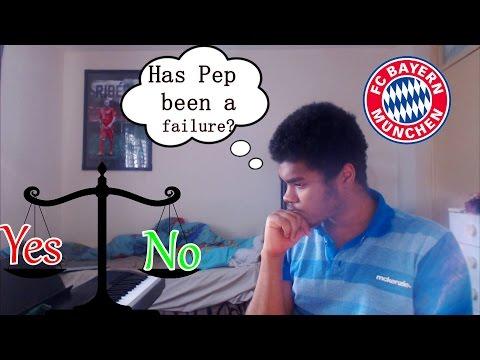 Has Pep Guardiola been a failure at Bayern?