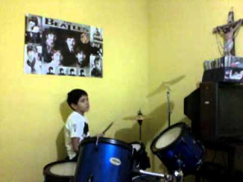 The reason - hoobastank Drum Cover ( miguel )