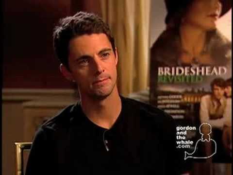 Matthew Goode Interview