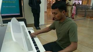 Yiruma River Flows In You Public Piano At Bullring Shopping Centre
