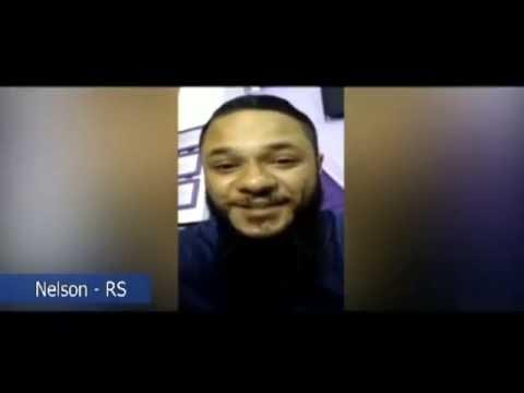 Vídeos dos amigos do Papo: Nelson - RS  /  Eduardo - RJ