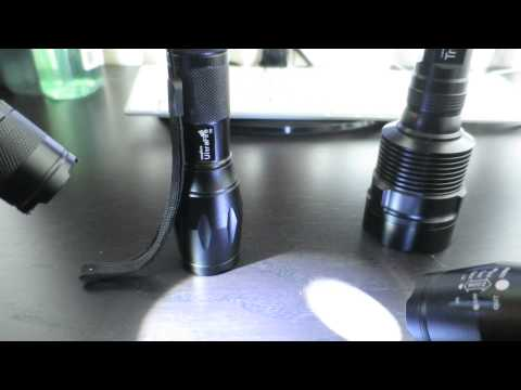 UltraFire CREE XML T6 LED Flashlight 5 Mode Zoomable Torch Updated Review