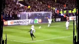 Lyon vs Tottenham UMTITI! wonder goal vs Tottenham