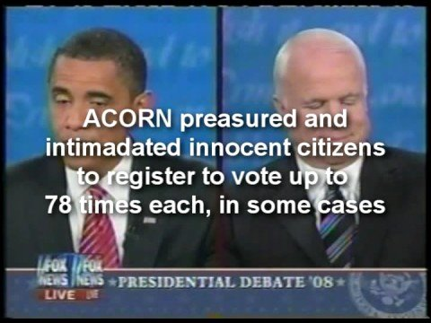Truth about Barack Obama , Bill Ayers and ACORN