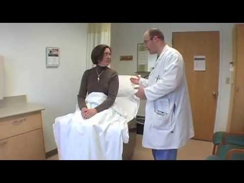 Medical Student Training: Female Pelvic Examination video