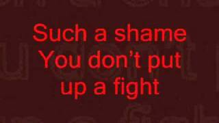 Give it up - Elizabeth Gillies and Ariana Grande [lyrics]