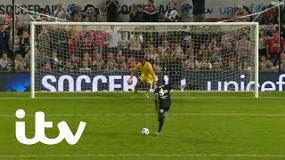 Soccer Aid 2018 | Penalty Shootout | ITV