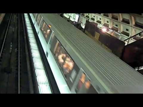 Washington DC 2011 Episode 7: DC Metro
