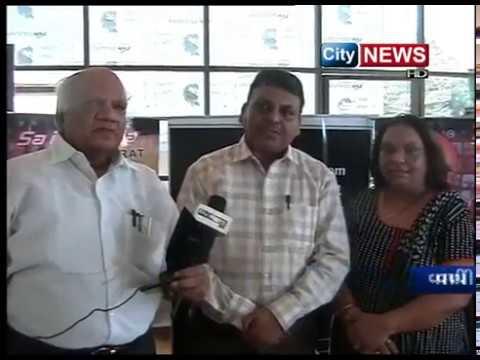 Vapi First Round Audition City News Media Coverage of Season 2 - SaReGaMa - Gujarat , गाओ दिल से