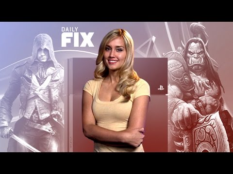 PS4 Sales & AC Unity Microtransactions - IGN Daily Fix
