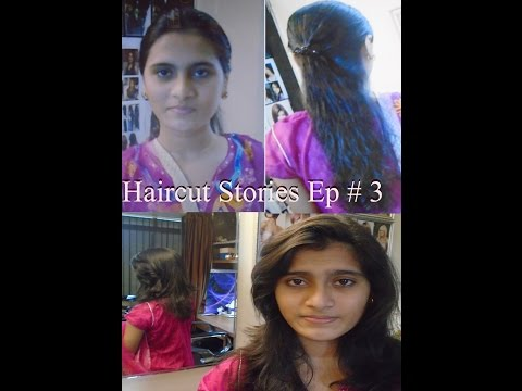 Haircut Stories Ep # 3 The Transformation