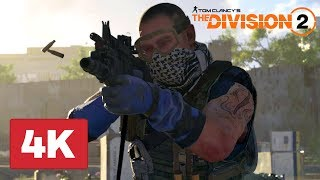 The Division 2 Gameplay Trailer (4K) - E3 2018