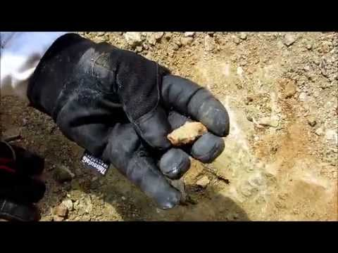 Finding a 2 ounce gold nugget with a Minelab GPX 5000 metal detector