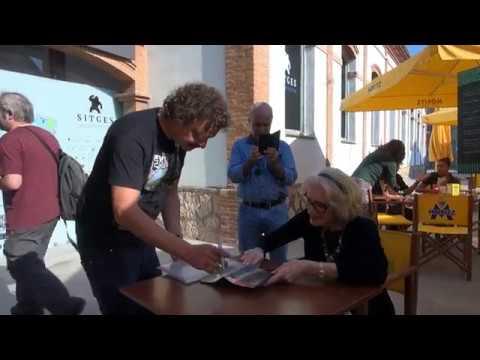 Sitges 2018 - Helga Line y Quelo Sostres