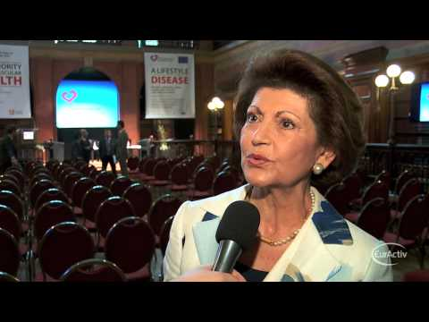 Vassiliou: EU should promote physical activity and a week of sport