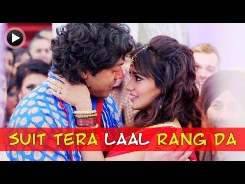 Suit Tera Laal Rang Da - Song - Yamla Pagla Deewana 2