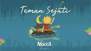 Download Lagu Mocca - Teman Sejati (Lyrics Video) Gratis STAFABAND