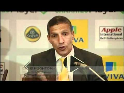 Chris Hughton leaves Birmingham City FC for Norwich FC