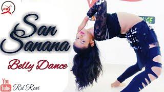 San Sanana | Dance Video | Shahrukh Khan , Kareena Kapoor | Anu Malik DSD DANCE STUDIO SATNA