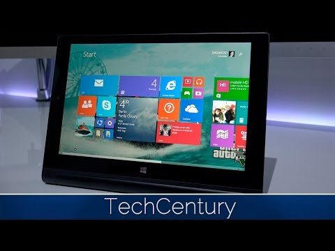 Full Review - Lenovo Yoga Tablet 2 with Windows 8.1 (10