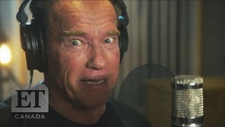 Arnold Schwarzenegger Rapping Debut In New Song
