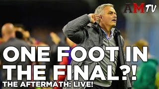 One Foot In The Final?  The Aftermath: Live  Celta Vigo 0-1 Man United