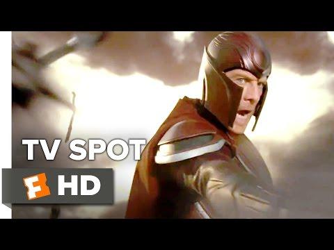 X-Men: Apocalypse TV SPOT - Impressive (2016) - Jennifer Lawrence, Nicholas Hoult Movie HD