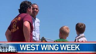 (West Wing Week) 05/09/14 or,