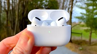 AirPods Pro Review: Are They Worth $250?