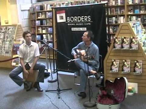 Ottmar Liebert - Borders Bookstore in Downtown Boston