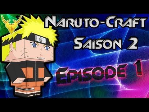 Naruto-Craft | Saison 2 - Episode 1 thumbnail