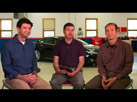 Talking Cars with Consumer Reports: #5 Tesla Model S