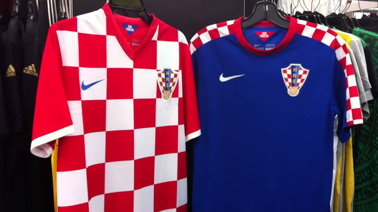 7493ac39e Croatia Jersey 2014 by Nike at NAS in Vancouver BC – Soccer Bay