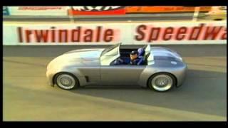 Carroll Shelby Drives Cobra Concept 2004