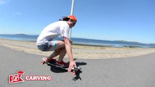 Longboarding 101 - How to Push and Carve on a Longboard