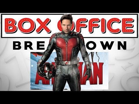 Box Office Breakdown for July 17th - 19th, 2015