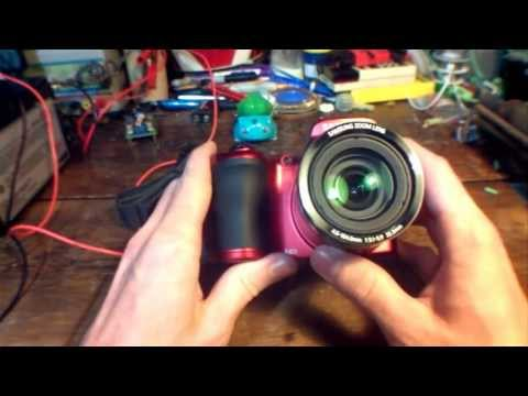 16.2MP 720P 26x zoom Samsung WB-100 review / test