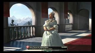 Civilization 5 EP 2: Ashe Is A Big Girl Now