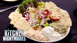 Gordon Ramsay Served Mashed Potato With Canned Caviar | Kitchen Nightmares