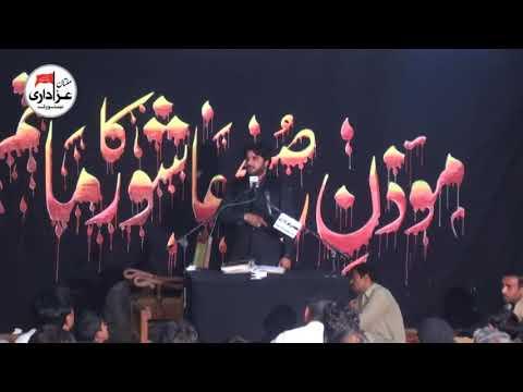 Zakir Syed Imran Haider Kazmi | YadGar Majlis 16 Feb 2018 | Imambargah shah Najaf BureWala