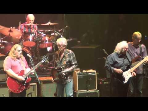 Allman Brothers Band, David Crosby & Graham Nash and Phil Lesh - Almost Cut My Hair (Live)