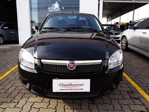 Fiat Siena EL 1.4 8v (Flex) - 2014