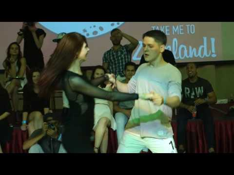 00063 RZCC 2016 Students J and J Several TBT ~ video by Zouk Soul
