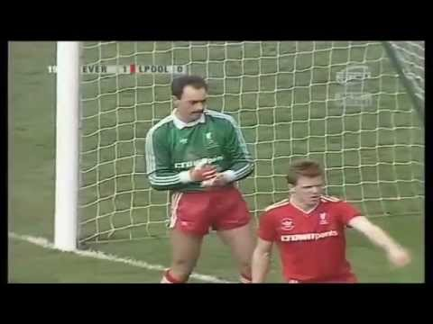 Liverpool 3-1 Everton, FA Cup Final 1986