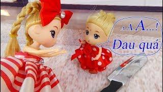 Chibi đỏ ham chơi - B169V - Nữ hoàng búp bê baby doll