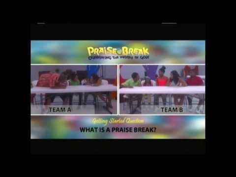 Praise Break  2014 Abingdon Press